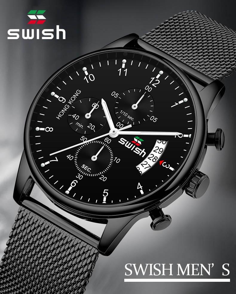 HTB1WufpUmzqK1RjSZPcq6zTepXa4 SWISH 2019 Top Brand Luxury Mens Watches Waterproof Stainless Steel Wristwatch Mens Chronograph Casual Quartz Watch