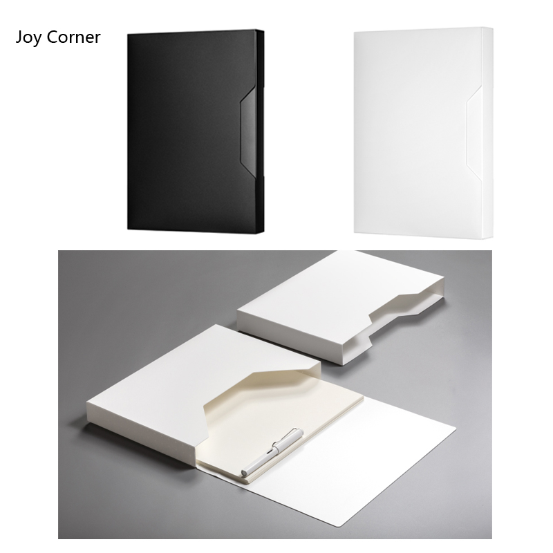 (2 Pieces/Lot, One White And One Black) Box File Folder For Documents Folders For Papers Organizer Files Storage Of Documents gordon graham white papers for dummies