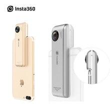 Insta360 Nano 3 К HD 360 панорамный Камера VR Камера 210 градусов двойной Широкий формат рыбий глаз 360 Камера для Iphone 7 + 6 6 S 6 +