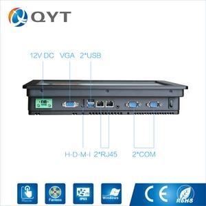 Image 5 - Panel pc industriale da 11.6 pollici tablet pc per uso industriale utilizzando con Processore Intel i3 2.3 Ghz 4 GB DDR4 32G SSD Risoluzione 1366x768