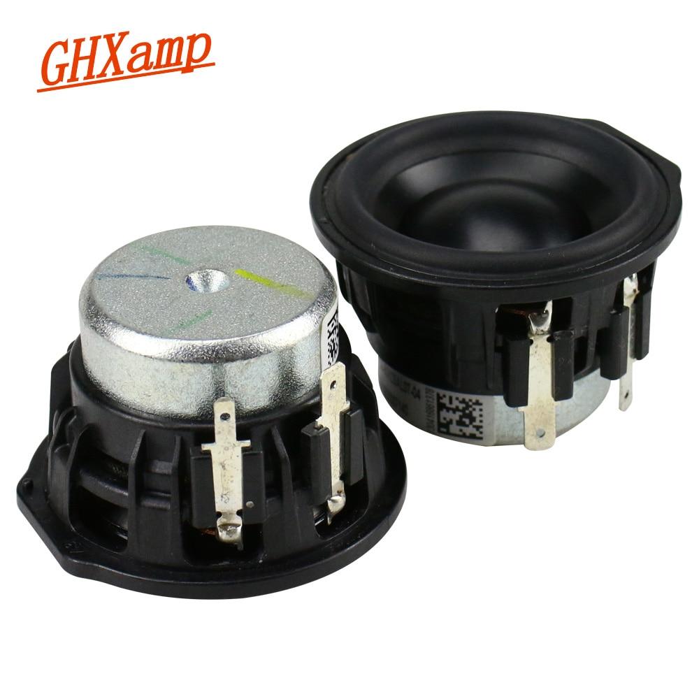 2 INCH 4OHM Bluetooth Portable Speaker Full Range Neodymium Low Frequency Loudspeaker For Google Home Speakers DIY 2PCS
