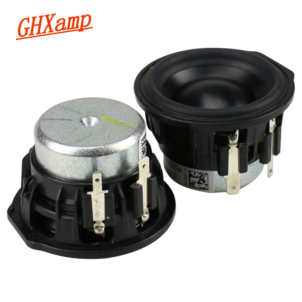 GHXAMP 2 INCH 4OHM Bluetooth Portable Sp