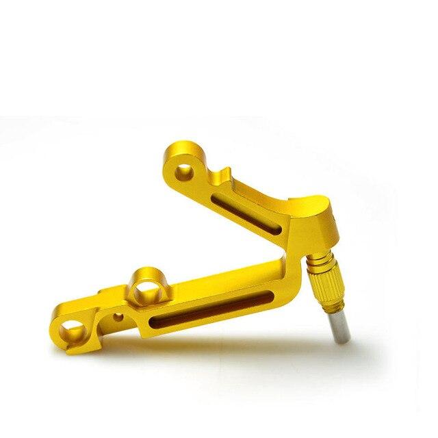 Tablet Pad Bracket Remote Control Bracket Holder Clamp Mobile Device Holder for DJI Phantom 4/4 Pro/3 Inspire 1 - Gold