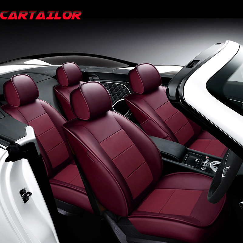 CARTAILOR Automobiles Seat Covers For Acura Ilx Car Seat