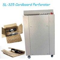 SL 325 Kommerziellen Karton Perforator Stahl Karton Schneiden Maschine Karton Schredder Industrie Altpapier Schredder 110 V/220 V|Schredder|Computer und Büro -