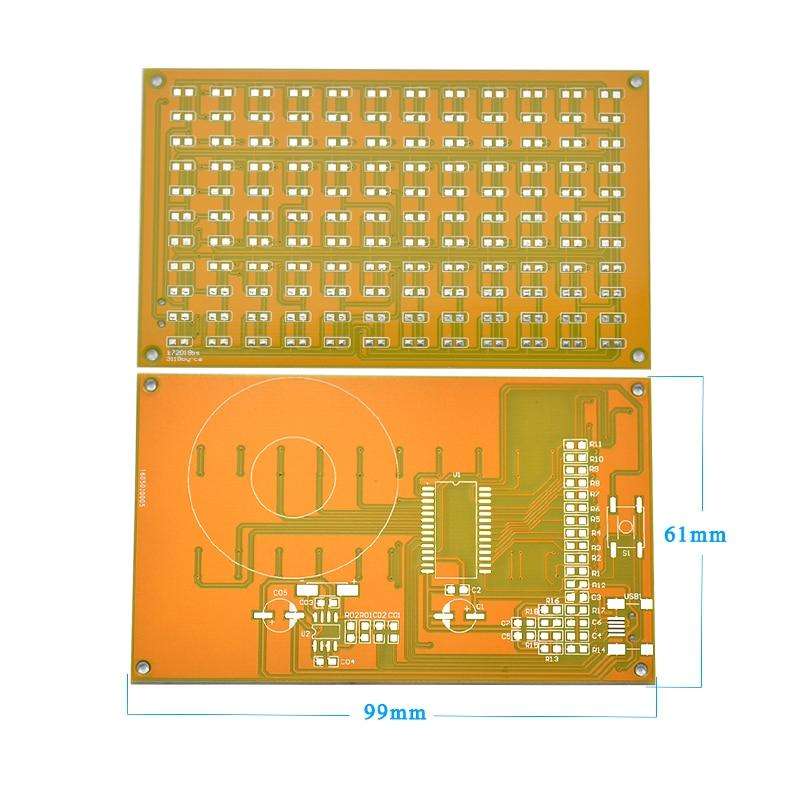 Aiyima LED музыкалық спектралды талдағышы - Басты аудио және бейне - фото 5