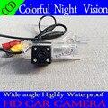 CCD Светодиодов ночного видения автомобильная камера заднего вида для ccd 2013 2014 Для Renault Fluence/Для Renault Clio 4 2014 2015 камеры
