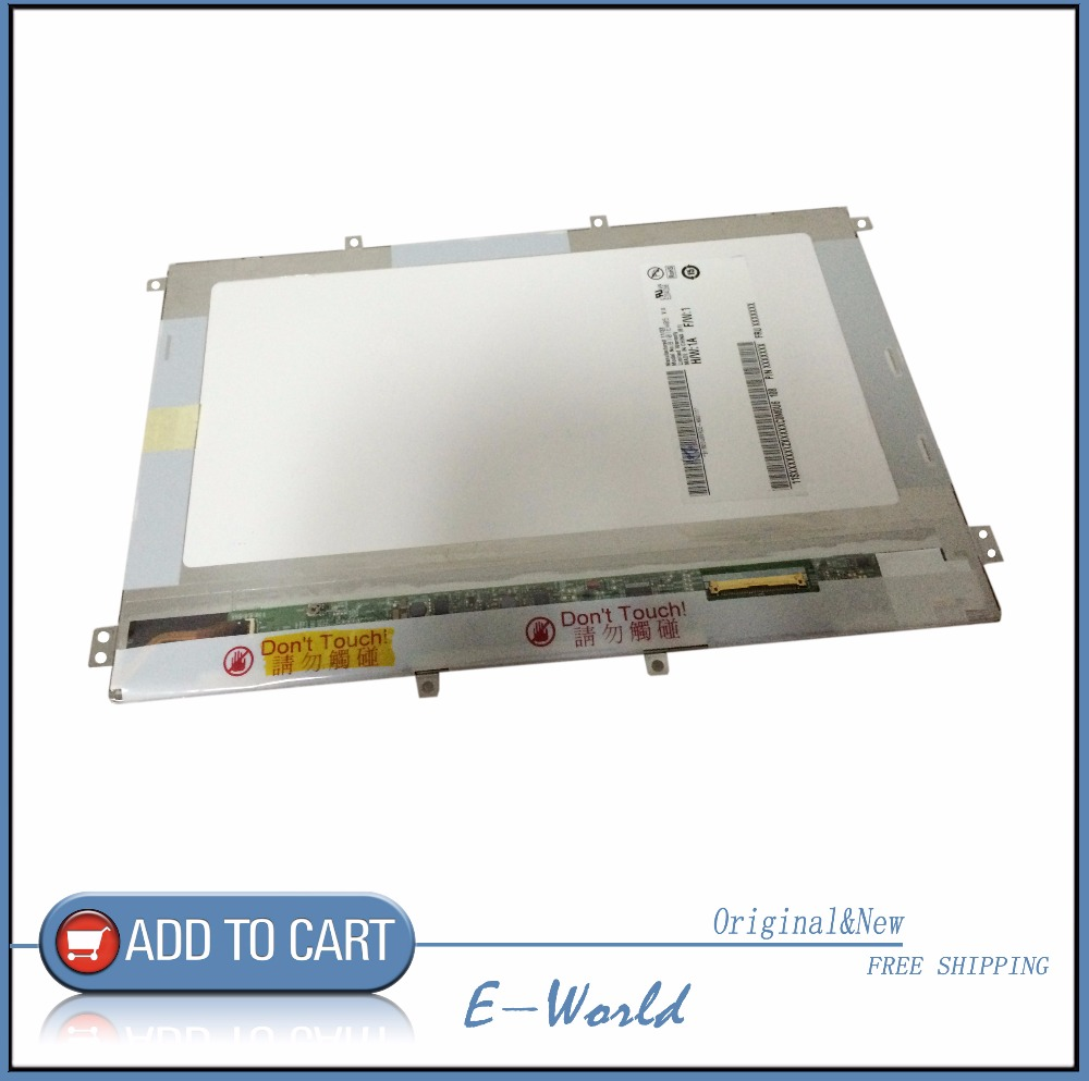 Original and New 10.1inch LCD screen B101EW05 V.0 B101EW05 V0 B101EW05 for tablet pc free shipping