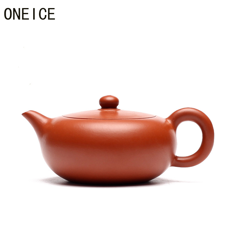 Hand made Ice Heart Teapot purple clay teapot Tea set teapots Author shan fang Author shan