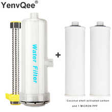Bath Shower Water Filter Softener Removal Chlorine Heavy Metal Purifier Shower Washing Machine Filter For Home Health Bathing - DISCOUNT ITEM  20% OFF All Category