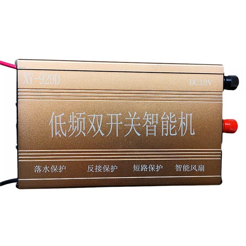 2019 nouvelle tête d'inverseur de maison de propulseur électronique de basse fréquence de puissance élevée de XY929D