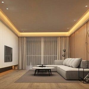 Image 4 - Comprimento feito sob encomenda yeelight led smart light strip extensível branco & versão quente funciona com o assistente da casa do google