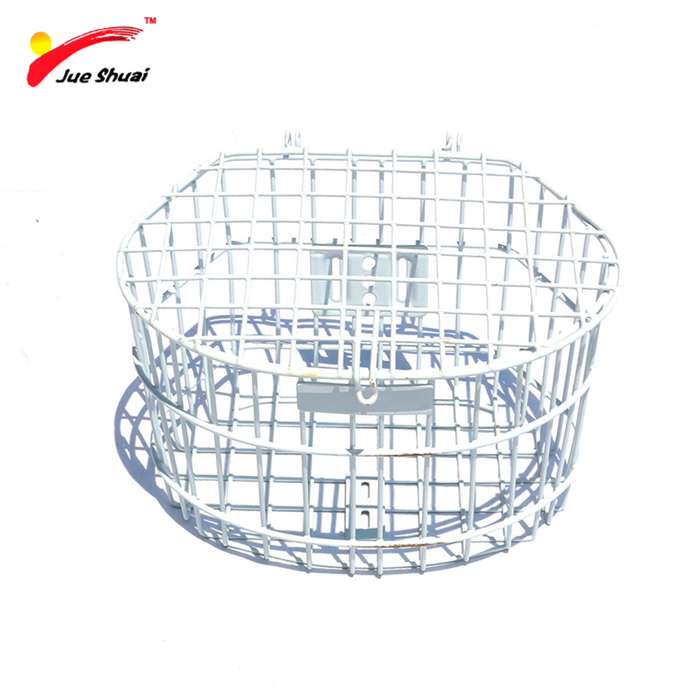 Metal Mesh Bike Basket with Holder Lid Front Basket for Vintage Bicycle City Bike Girl White Bag Panniers Bycicle Accessories allen roth brinkley handsome oil rubbed bronze metal toothbrush holder