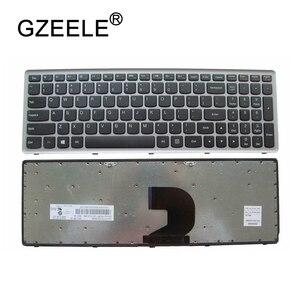 Image 1 - GZEELE NEW US Keyboard For Lenovo Ideapad Z500 Z500A Z500G P500 P500A Laptop US English laptop keyboard silver Without Backlit