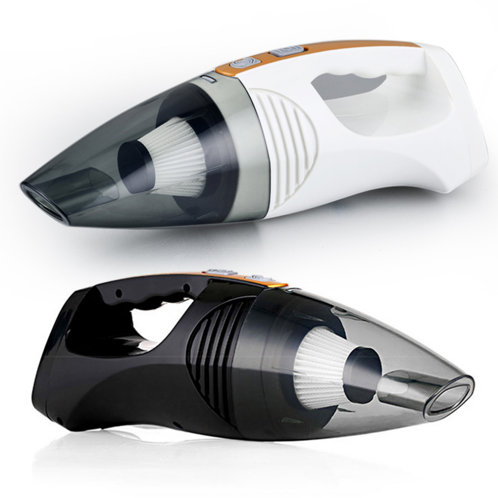 2017 4 In 1 Car Vacuum Cleaner CZK-6101 Air Pump Vehicle Vacuum Cleaner Handheld Wet Dry Dual-Use Tire Pressure Measurement
