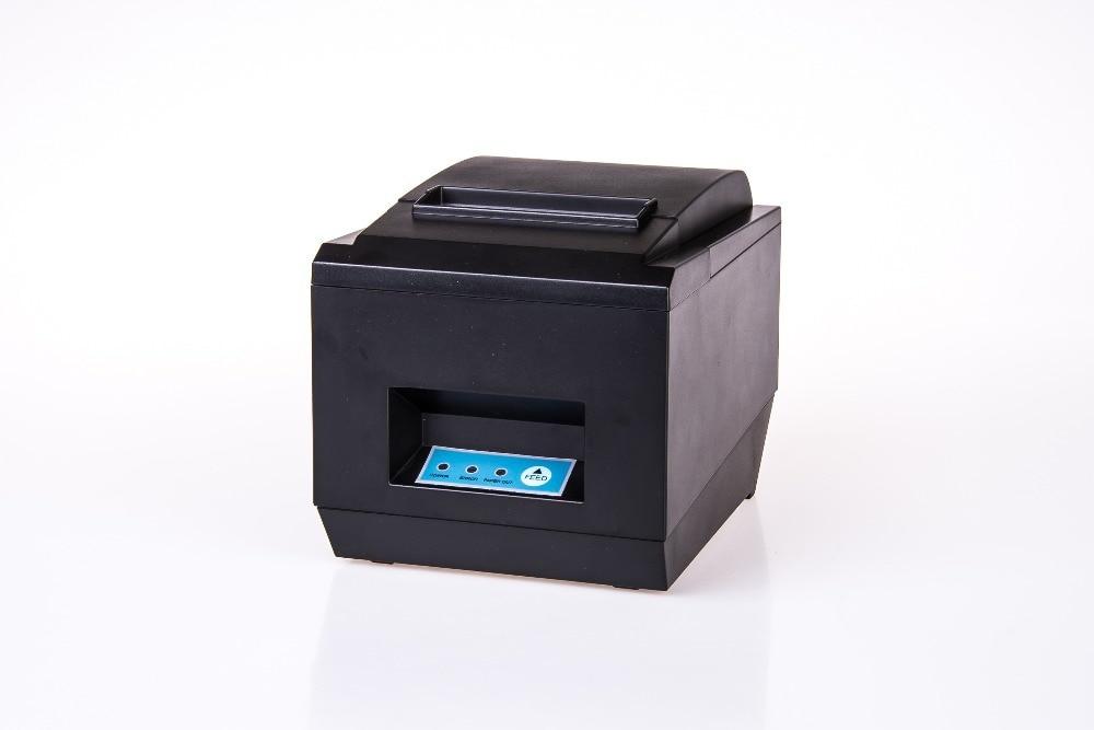 RD-8250 Термопринтер за черно-бял стил USB - Офис електроника - Снимка 3
