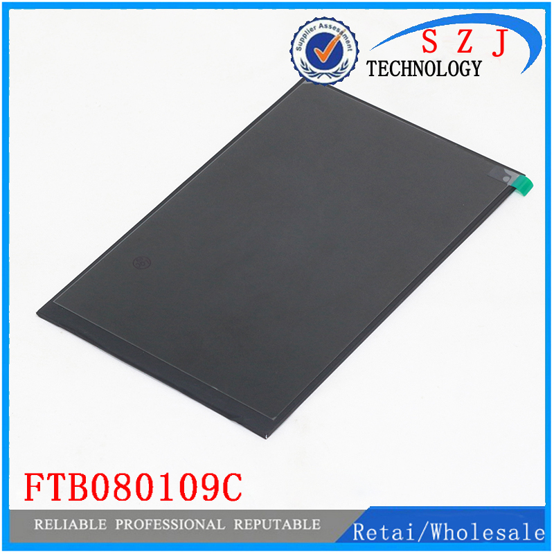 New 8'' inch LCD Display FTB080109C FTB080109 for Tablet pc LCD screen Replacement Free shipping replacement for optical time domain reflectometer mts 5100e mts 5000 ftb 100 ftb 400 otdr battery