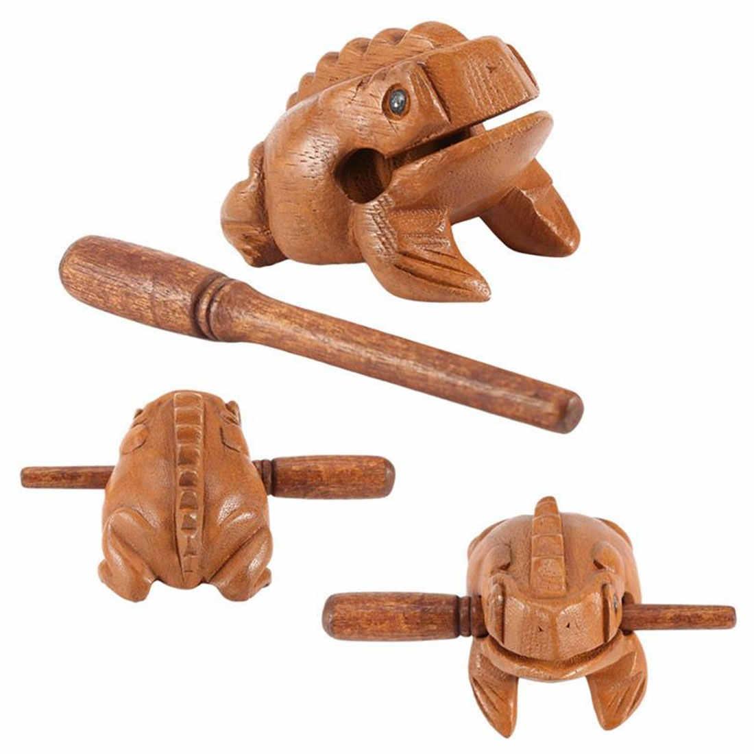 Rana de dinero S M Tailandia Feng Shui, ranas de madera artesanales de la suerte, decoración para el hogar y la Oficina, figuras de arte en miniatura, decoraciones