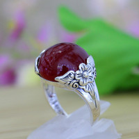 The character of silver products elegant fashion women's new listing S925 domestic supply of ring