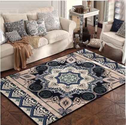 US $45.91 8% OFF Big Living Room Carpet Thick Carpet For Bedroom Floor Mat  Thick Carpet Living Room Bedroom Rug For Home Decor Yogo Blanket-in Carpet  ...