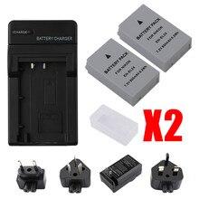 цена на RP 2xEN-EL24 ENEL24 EL24 Battery+Charger for Nikon 1 J5 1J5 DL18-50 DL24-85 Mirrorless Cameras.