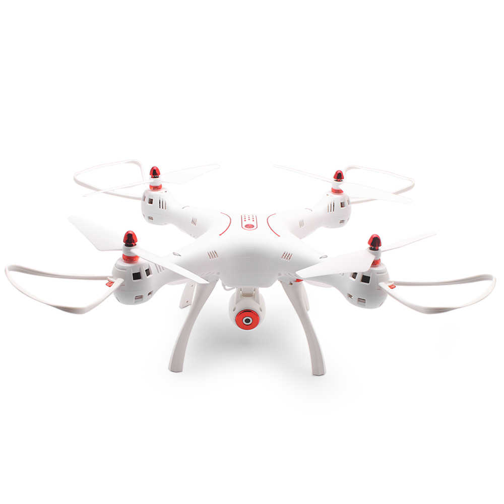 Liquidación Syma X8SW RC Drone RTF WiFi FPV 0,3 MP Cámara 2,4G 4CH prensa de aire mantener altitud RC Quadcopters LED luz RC helicóptero