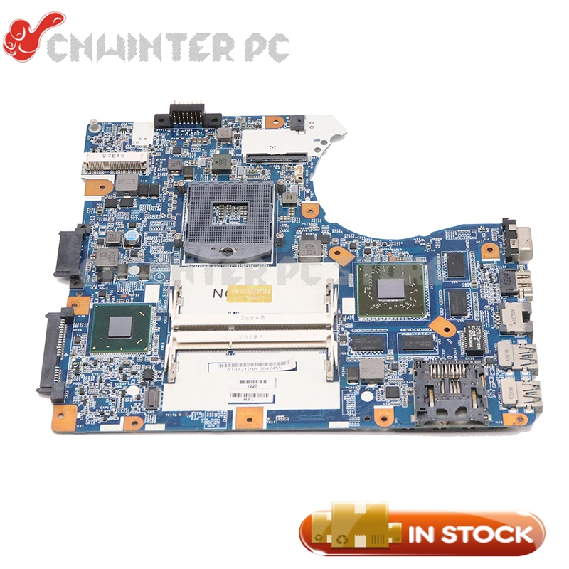 NOKOTION A1882129A MBX-273 Main Board For Sony Vaio SVE14 E14135YCW Laptop motherboard HM76 DDR3 HD7600M Video CardNOKOTION A1882129A MBX-273 Main Board For Sony Vaio SVE14 E14135YCW Laptop motherboard HM76 DDR3 HD7600M Video Card