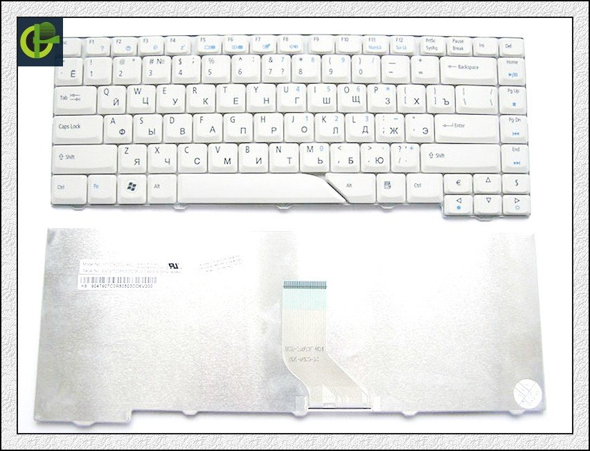 Russian Keyboard for Acer Aspire 4430 4715z 4515 4935