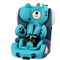 Hot selling children car safety seat isofix suitable for 9 months- 12 years old