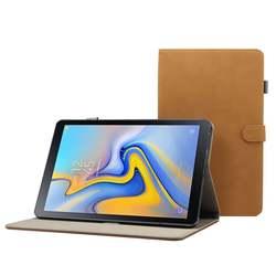 Бизнес Стиль Винтаж скраб Тип планшета из искусственной кожи чехол-футляр полный защитный чехол КРЫШКА ДЛЯ samsung Tab A 9,7 T550 T551 T555