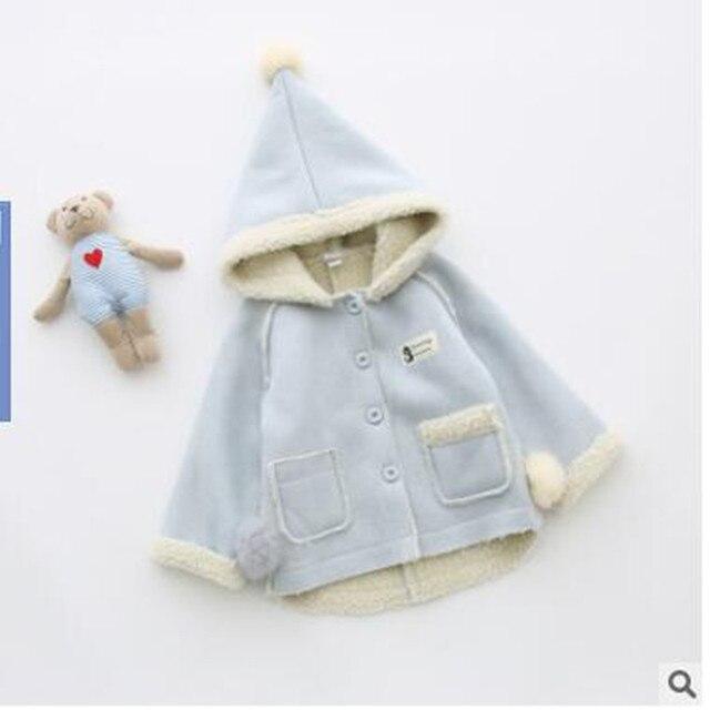 Kostenlose lieferung von kinder winterjacke fashion deer haut ...