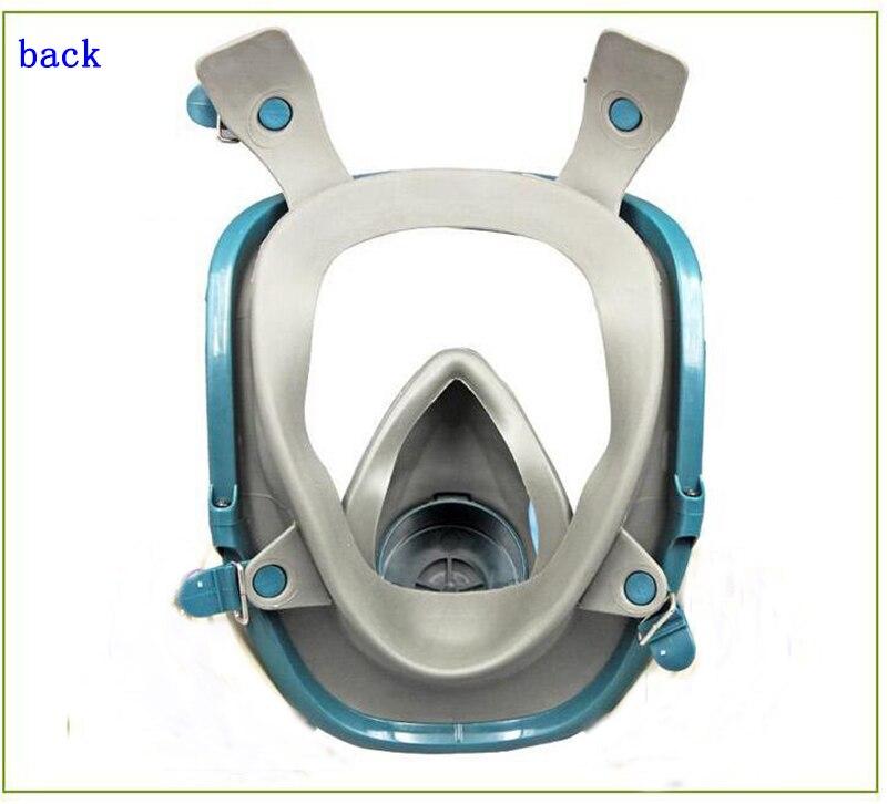 1 шт. черная маска для лица с защитой от пыли для здоровья и езды на велосипеде респиратор унисекс маски для лица, маска для рта и фитнеса - 4