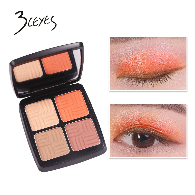 Eye makeup shield