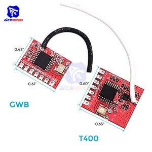 Image 4 - 2.4G 400M émetteur et récepteur sans fil émetteur récepteur Module GWB T400 IIC SPI Interface pour Arduino télécommande jouets