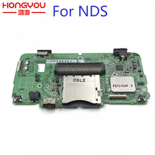 Original Used Replacement Motherboard PCB Board circuit board for Nintendo DS for NDS Game Console mainboard Repair