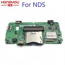 Placa mãe, substituição de placa-mãe, placa de circuito para nintendo ds para console nds game mainboard reparo