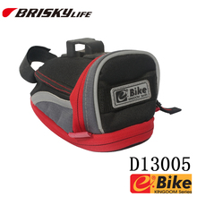 Free shipping High quality bicycle rear saddle bags nylon bike bags D13005