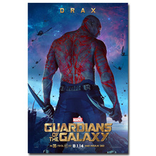 DESTROYER – Guardian of The Galaxy Art Silk Fabric Poster Print 13×20 24x36inch Superheroes Movie Picture for Room Wall Decor 23