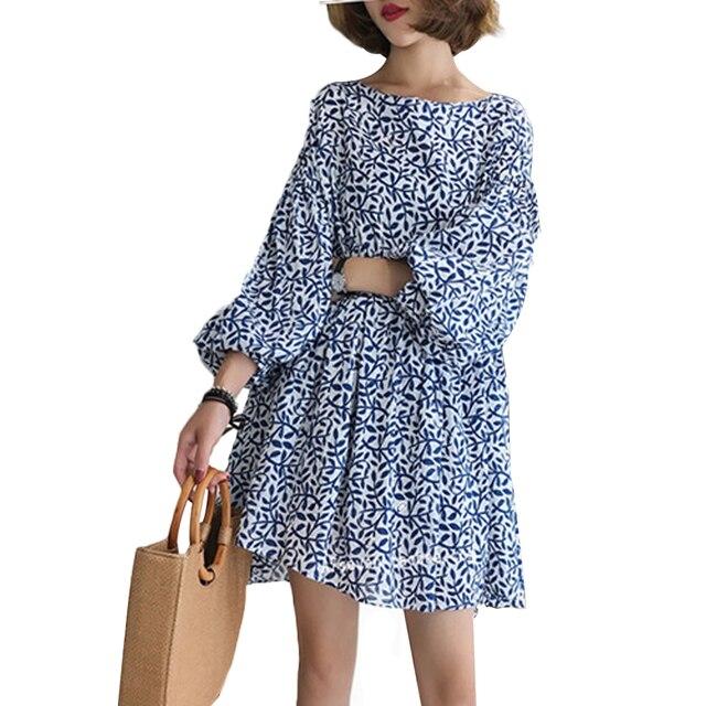 Sequin Mesh Mini Dress 2017 Summer Women Cute Long Sleeves Printing Dress Pocket Sequins Mesh Mini  Dress Short Sleeve Loose Bow Printing Dress