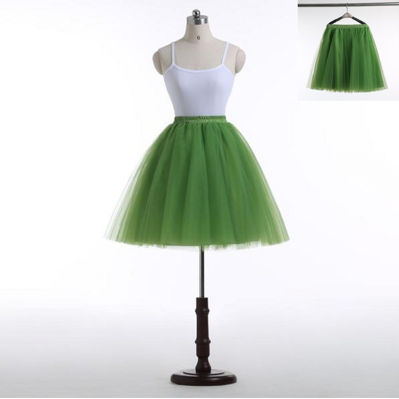 Compare Prices on Green Puffy Skirt- Online Shopping/Buy Low Price ...