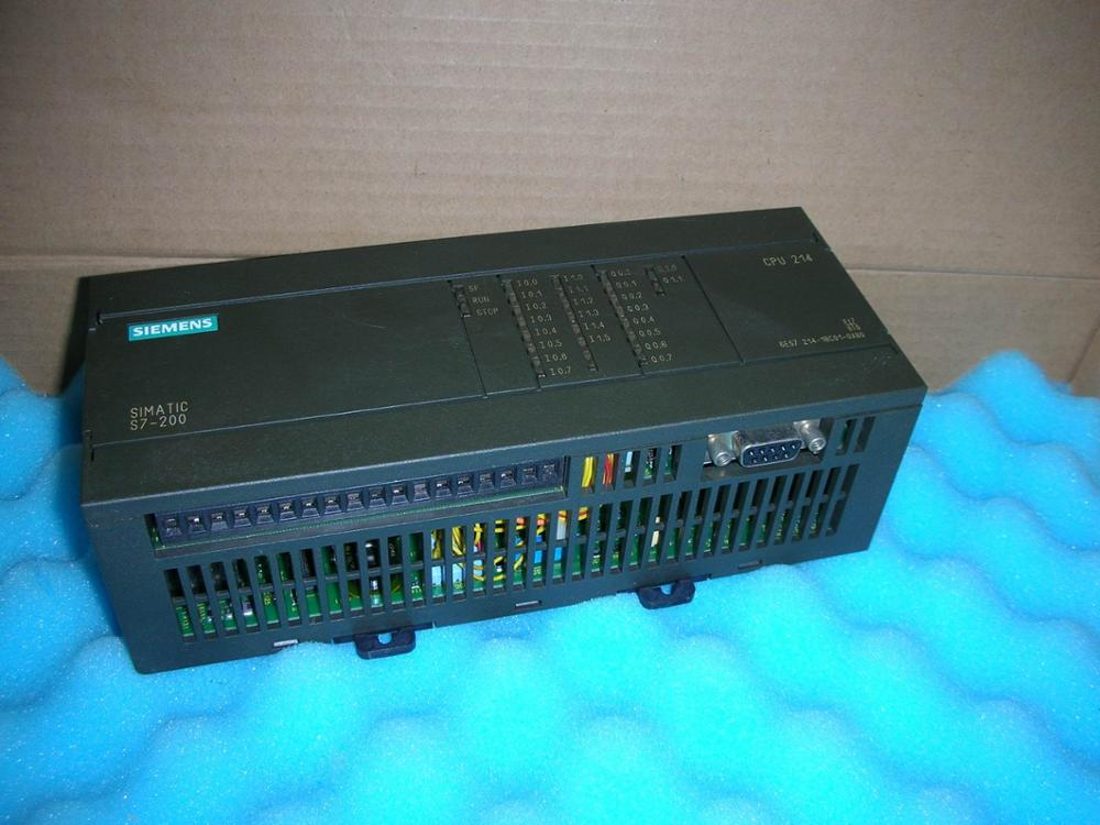 1PC USED 6ES7214-1BC01-0XB0 1pc used 3bse013231r1 tu811v1