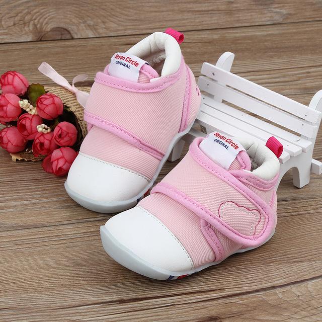 Cuero genuino mocasines bebé Invierno de Los Niños Zapatos de Bebé Inferiores Suaves Zapatos Del Niño Del bebé zapatillas