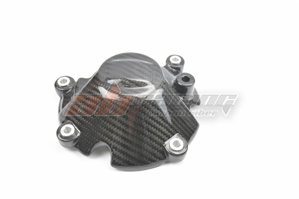 Engine Cover Medium For Yamaha R1 2015 2016 2017 2018  Full Carbon Fiber, 100% TwillEngine Cover Medium For Yamaha R1 2015 2016 2017 2018  Full Carbon Fiber, 100% Twill
