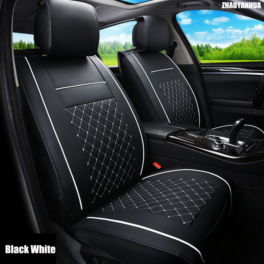 2017 Kia Sportage Accessories >> Custom fit car seat cover for Kia Sorento Sportage Optima K5 RioCerato K3 Carens Soul leather ...