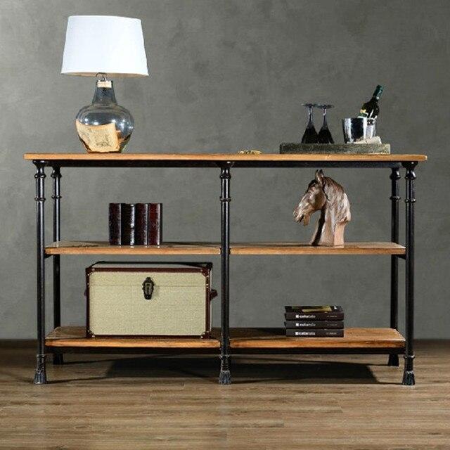 pays d 39 am rique meubles anciens table de la console en fer forg faire le vieux bureau en. Black Bedroom Furniture Sets. Home Design Ideas