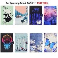 2016 Tab A6 10 1 Case For Samsung Galaxy Tab A A6 10 1 T580 T585