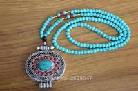PN882 Népalais Grand Tibétain Argent Tissage Filaments Prière Boîte Gau Amulette Pendentif Tibet Shamballa bible pendentifs boîte
