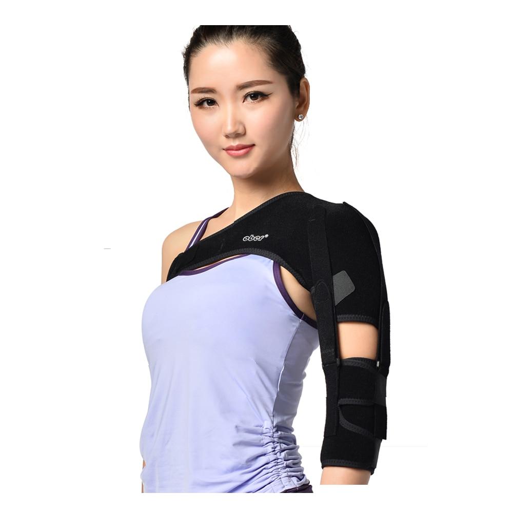 Shoulder Brace Support Arm Sling For Stroke Hemiplegia Subluxation ...