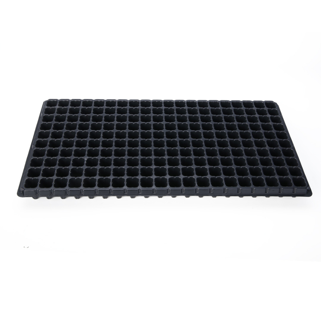 Mayitr 200 Holes Seedling Starter Trays Plant Flower Pots Nursery Grow Box Tray Plug Planting Planter Container Garden Tool