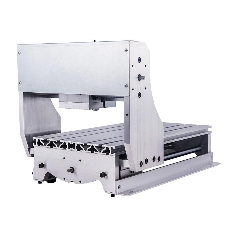 Kit de cadre CNC en aluminium coulé, routeur 3020, vis à billes - Machines à bois - Photo 5